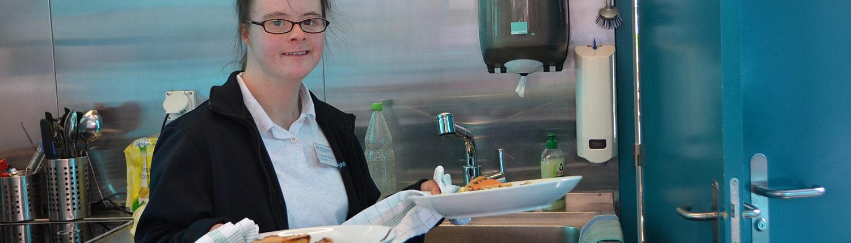 AuftragArbeit übernimmt Cateringservice für Sie.