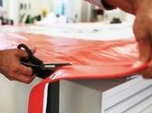 AuftragArbeit in unserer Schneiderei können Sie Ihre alten Produkte und Materialien zu neuen Trendkollektionen Weiterverarbeiten.